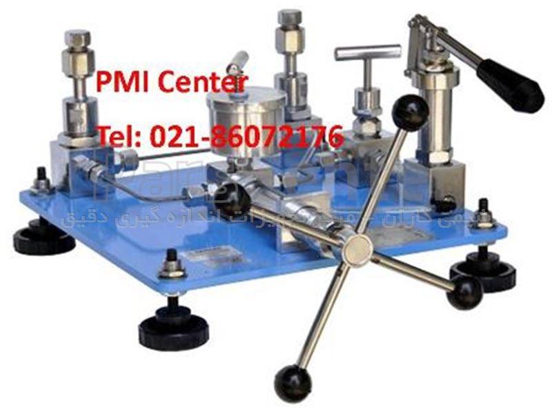 کمپراتور فشار هیدرولیک GCL250   Comparison tester