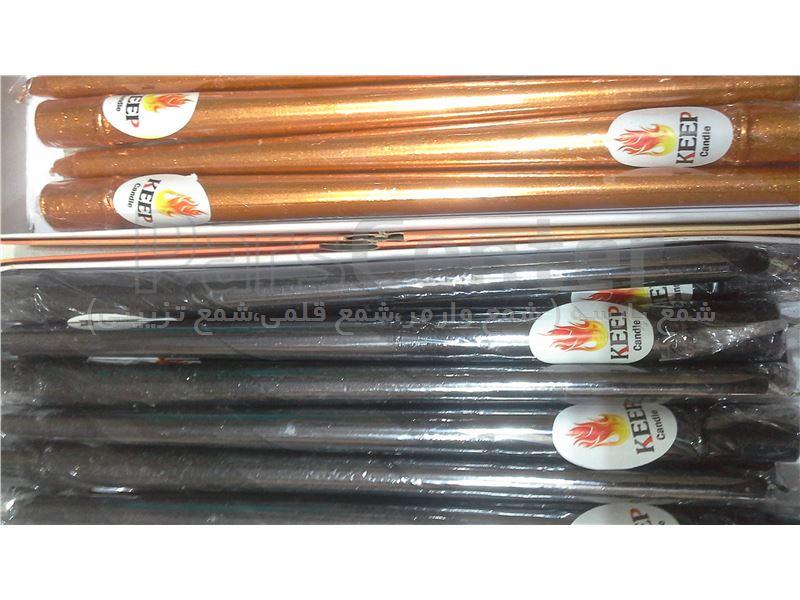 شمع قلمی اکلیلی 30 سانت