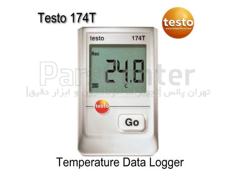 دیتالاگر دما مدل testo 174-T