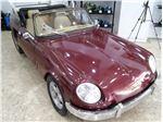 خودرو کروک تریومف triumph Spitfire تولید سال 1964 با پلاک ملی