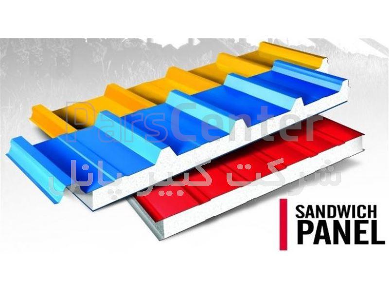 ساندویچ پانل سقفی دو رو گالوانیزه - محصولات پانل دیوار و سقف در ...... ساندویچ پانل سقفی دو رو گالوانیزه