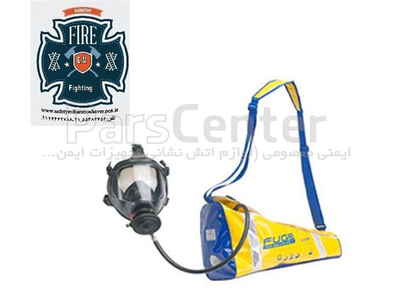سیستم تنفسی فرار(spasciani)مدل ( TURBINE TM 1702)