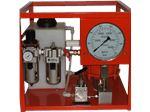 پمپ تست فشار هیدرواستاتیک بادی استاندارد   2931 بار سری  Hi-Force  AHP   انگلیس