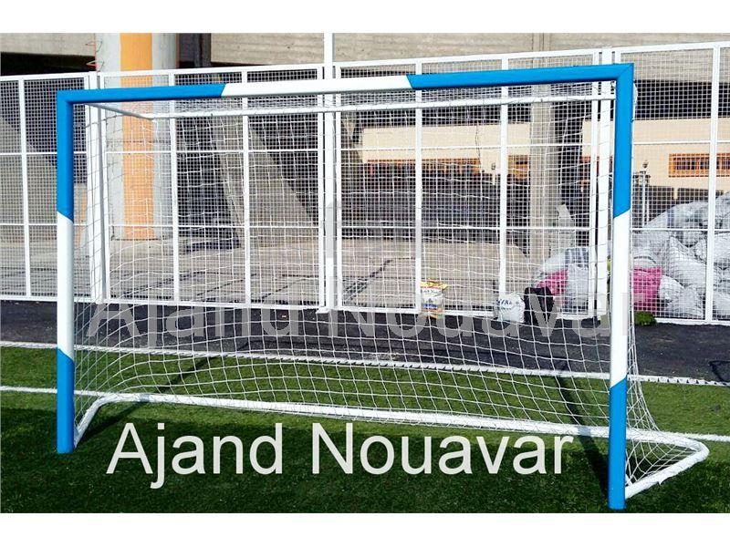 Unit of aluminium futsal goal Ajand Nouavar model standard