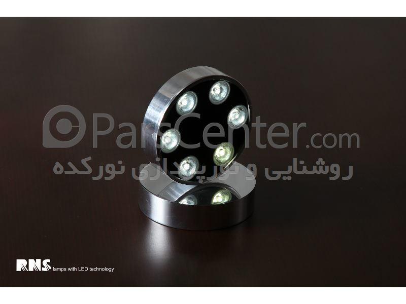 پروژکتورهای استخری led  – سرنازلی ( فواره ای ) led  رایان