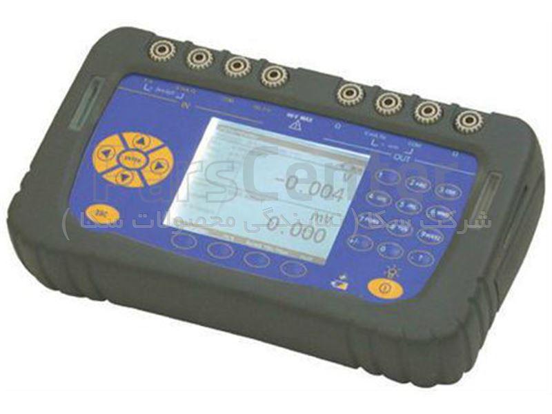 کالیبراتور دما-مالتی فانکشن کالیبراتور (Multifunction calibrator)