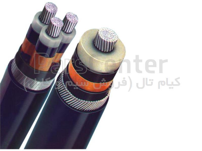 کابل فشار متوسط  11 کیلوولت N2XS(FL)2Y