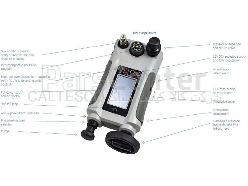 کالیبراتور فشار DPI612-HFP