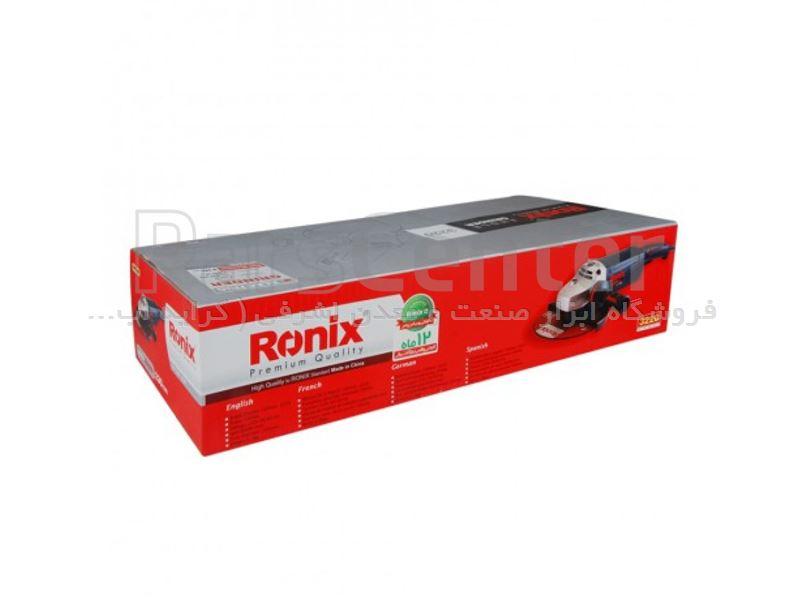 فرز سنگبری 2400 وات رونیکس مدل 3220