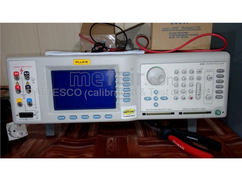 Repair  Calibrator