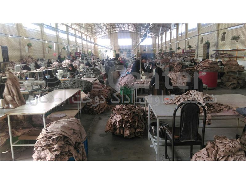 خط تولید البسه نظامی