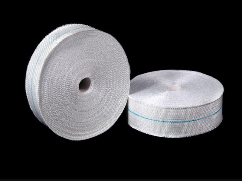 Fiberglass silk tape