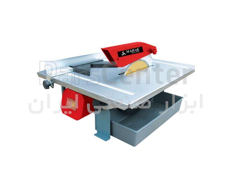 دستگاه برش واسلایس سنگ دارای میز برش و سیستم آبرسانی