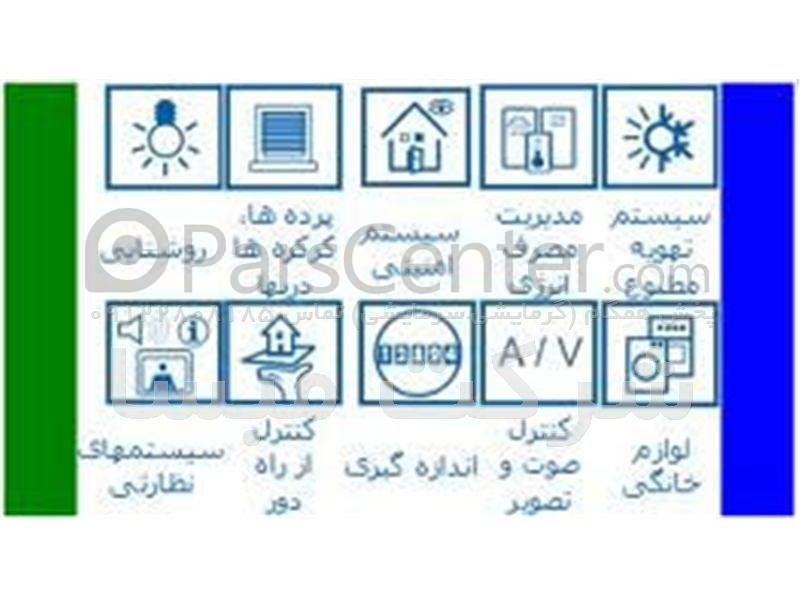 سیستم کنترل هوشمند ساختمان