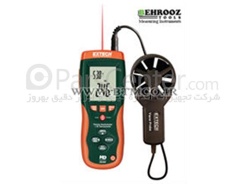 فلومتر، سرعت سنج extech HD300