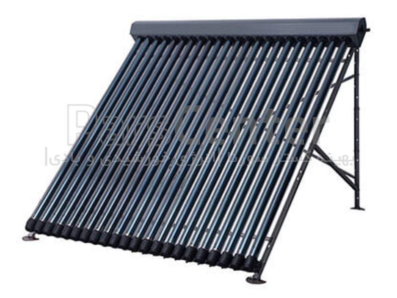 آبگرمکن خورشیدی (سولار) 250 لیتری کویل دار (تحت فشار)