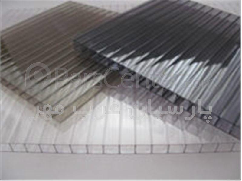 ورق های چند جداره پلی کربنات