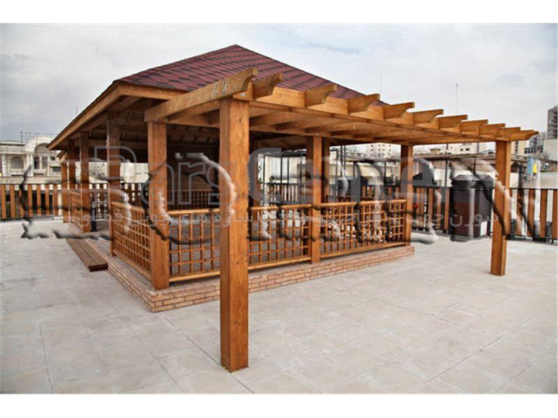 پروژه ی چوبی واقع درایران زمین