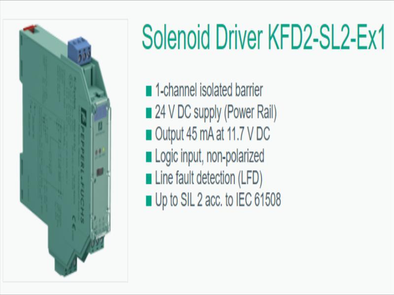 بریر KFD2-SL2-EX1