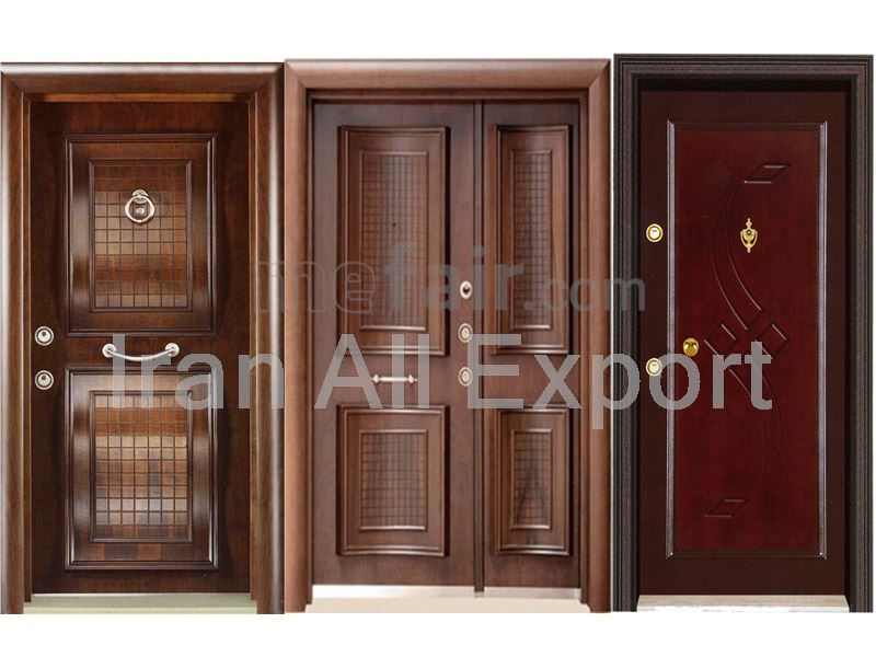 Security Doors from Iran to Turkmenistan