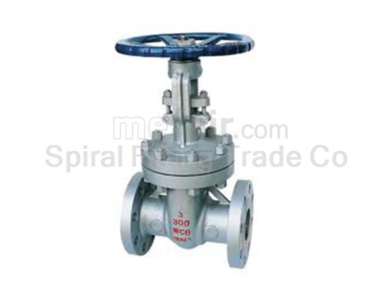 Spiral Fitting HandWheel Gate Valves