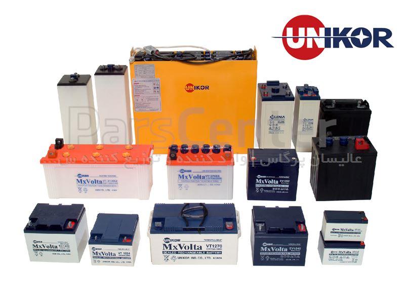 باطری خورشیدی(سیلد اسید) Unikor 150Ah