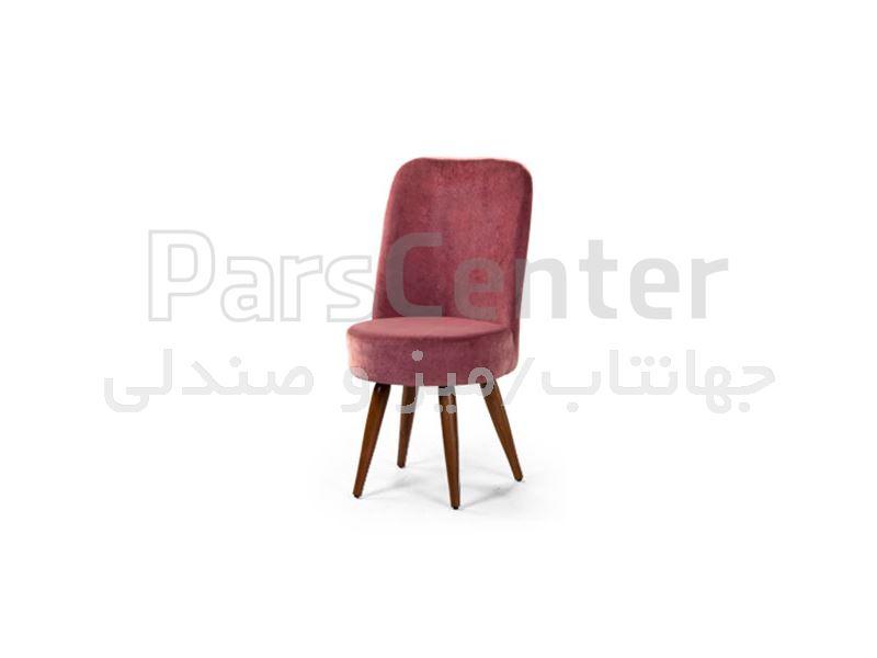 صندلی چوبی رستورانی مدل آرت مون (جهانتاب)