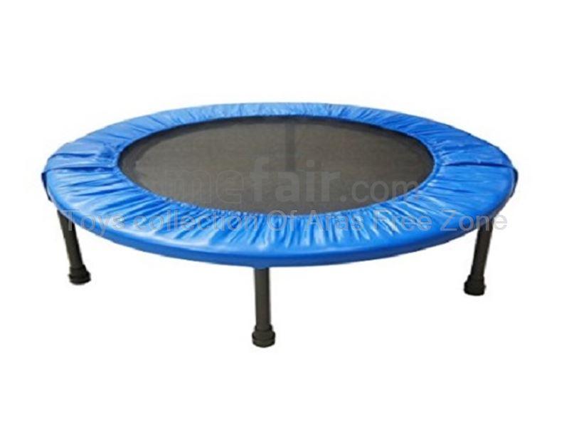 123 cm  round mini trampoline