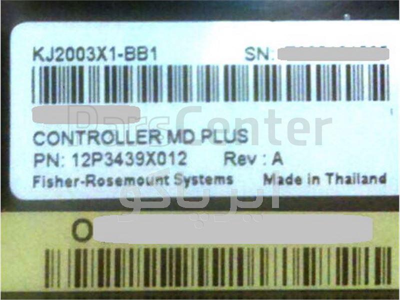 پردازنده دلتاوی DeltaV Controller MD Plus
