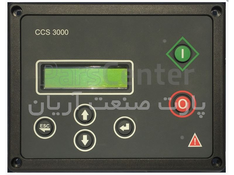 کنترلر کمپرسور ENKO CCS3000