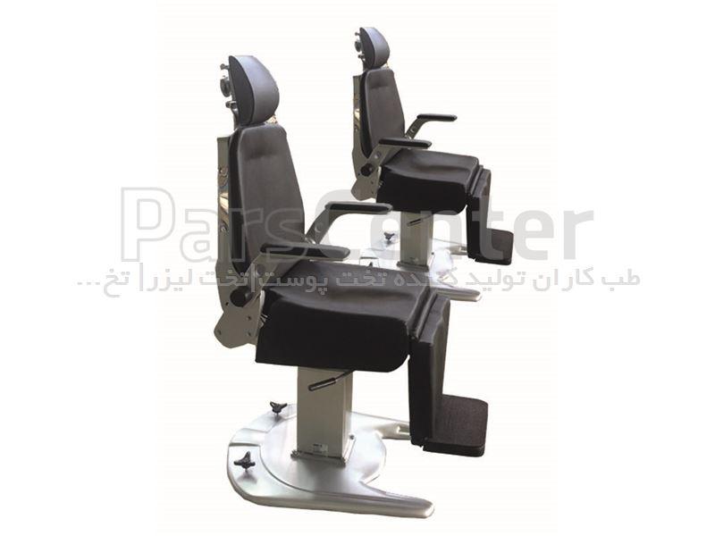 صندلی گردان گوش و حلق و بینی  مدل E2.kh طب کاران