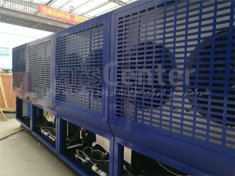 دستگاه تولید آب از هوا  5000 لیتر روزانه - سبز انرژی