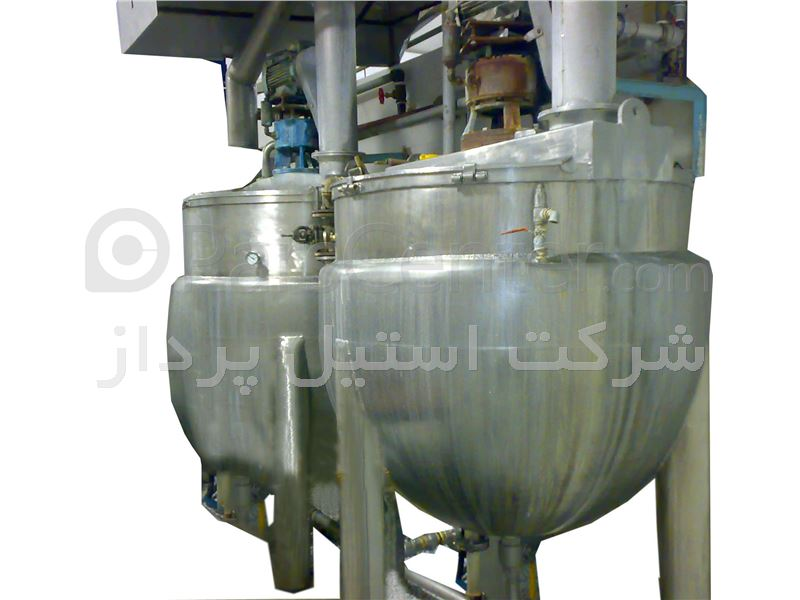 دستگاه تولید کشک