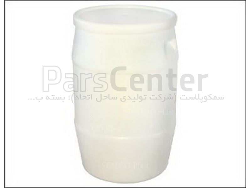 بشکه ۴۰ لیتری مناسب برای بسته بندی مایعات غلیظ
