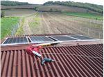 برق خورشیدی 3000 وات off grid