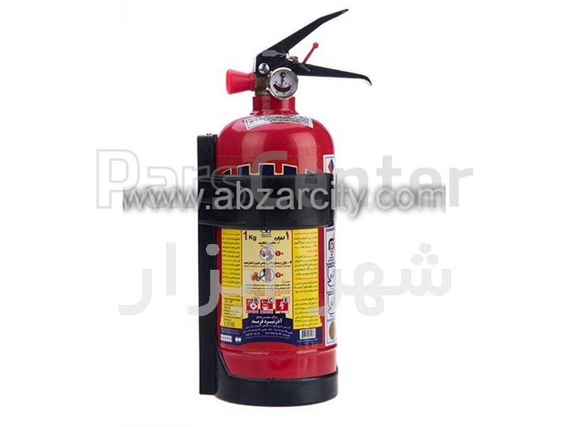 کپسول و تجهیزات آتش نشانی