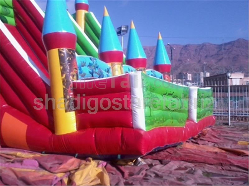 Inflatable play equipment code 2