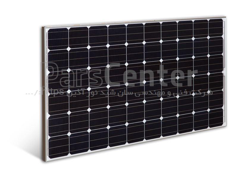 پنل خورشیدی مونو کریستال 60 وات