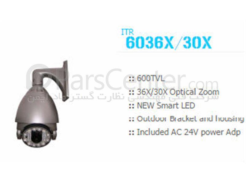 دوربین مدار بسته اسپیددام 6036X