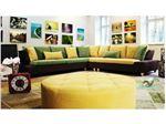 مبلمان مدرن خانگی و منزل مبل راحتی 7 نفره رومانتیک (کلبک ترکیه)
