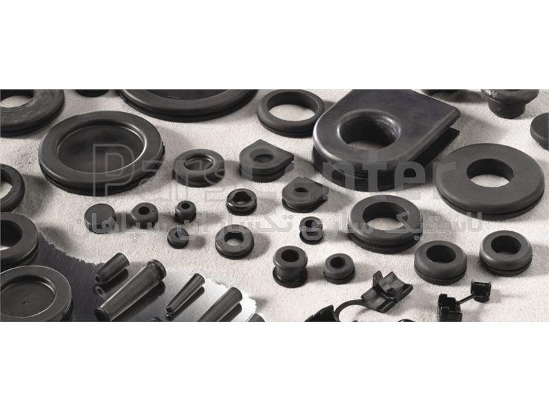 فروش انواع قطعات لاستیکی _ تولید قطعات لاستیکی