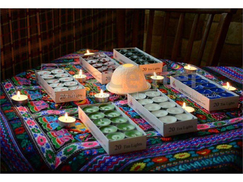 شمع وارمر در شیراز عمده