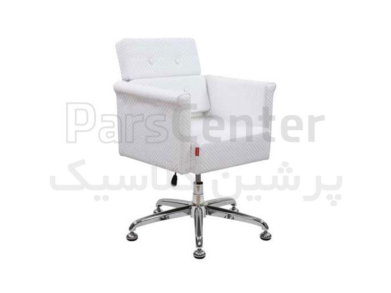 صندلی کوپ مربعی با جک پدالی
