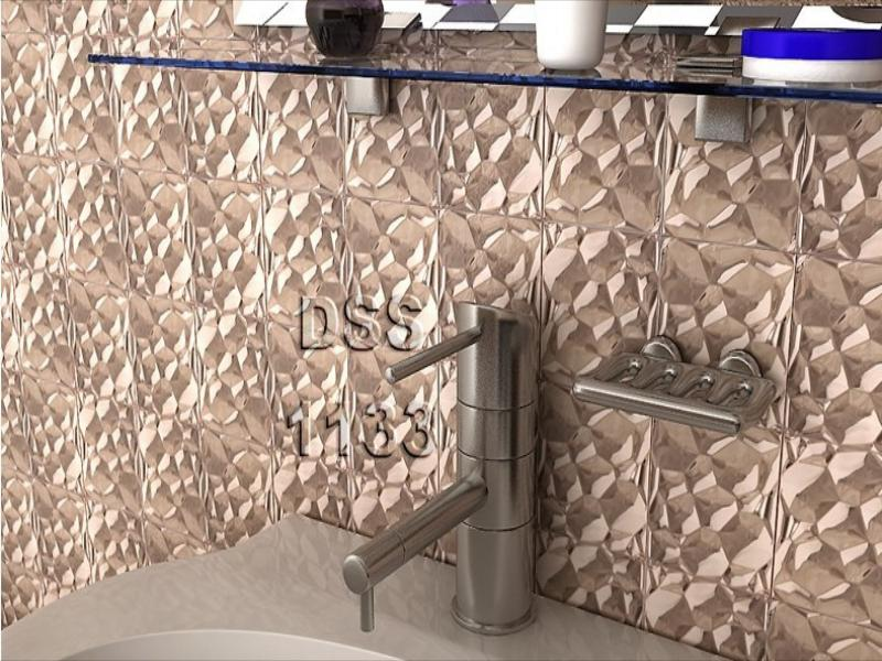 کاشی استیل DSS 1133