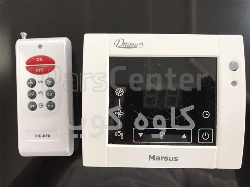 کلید کولر هوشمند رادیویی tec-420