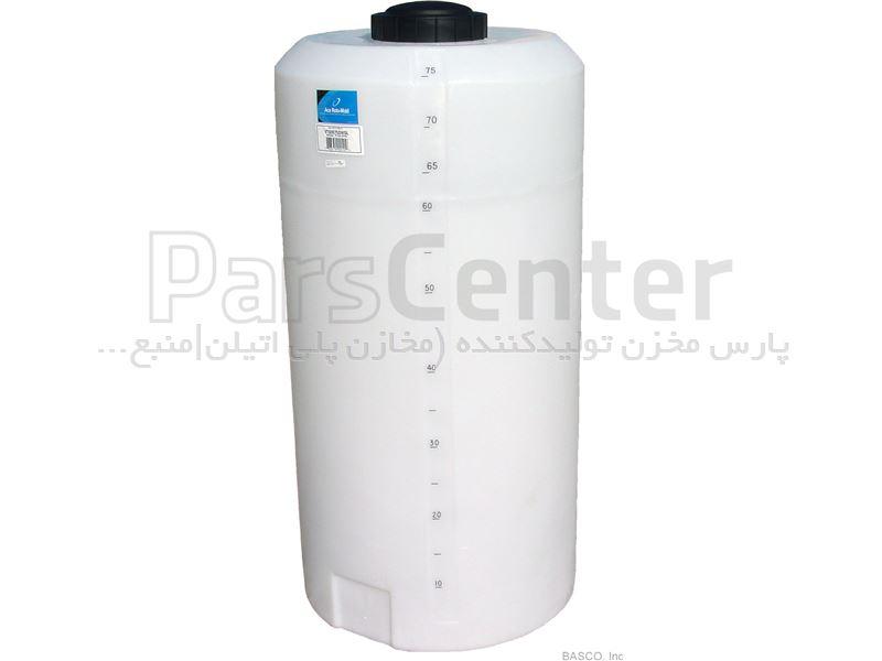 مخازن پلی اتیلن عمودی 600 لیتری پلاستونیک