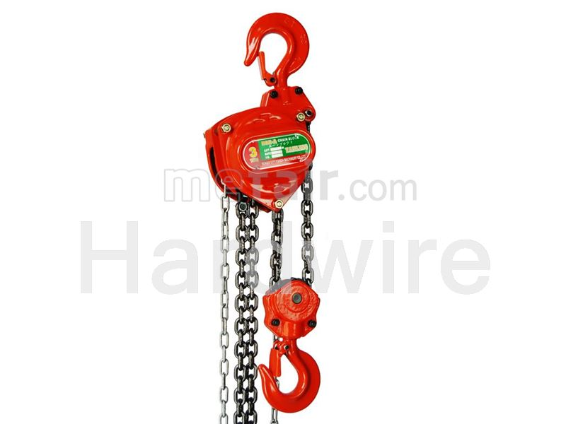 2 ton Chain clock