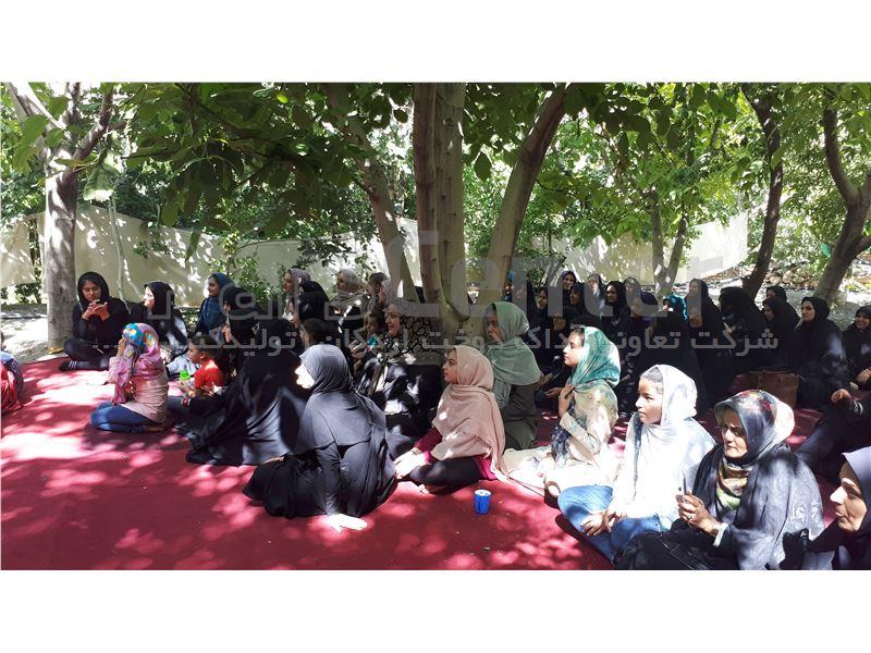 تصاویر اردوی حضرآباد ۵تیر ۹۷