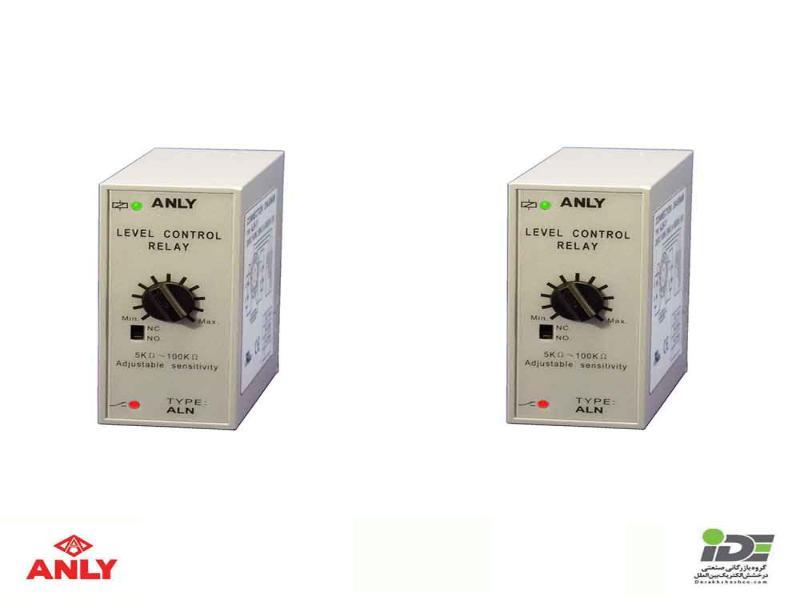 کنترلر سطح مایعات آنلی مدل ALN