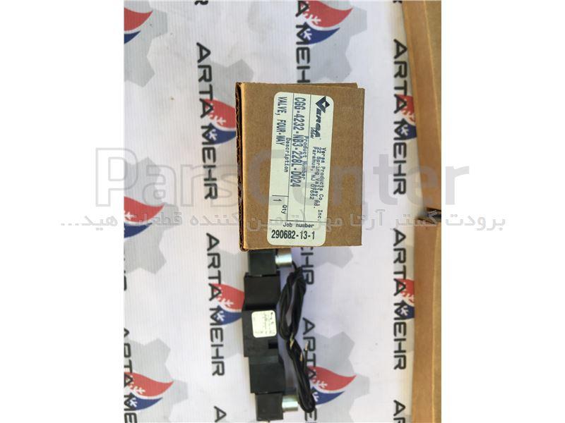 شیر برقی پنوماتیک VERSA مدل CGG-4232-NB3-228L-D024